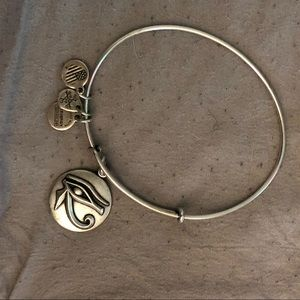 Eye of Horus Alex and Ani bracelet.